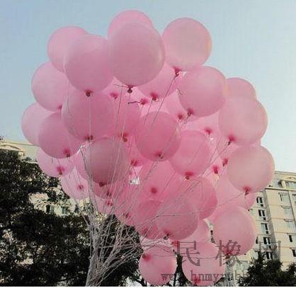 长气球做花教程图解
